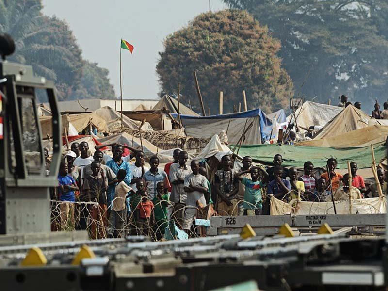 Центрально африканская республика (1)