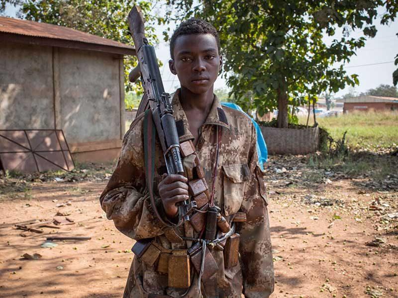 Центрально африканская республика (15)
