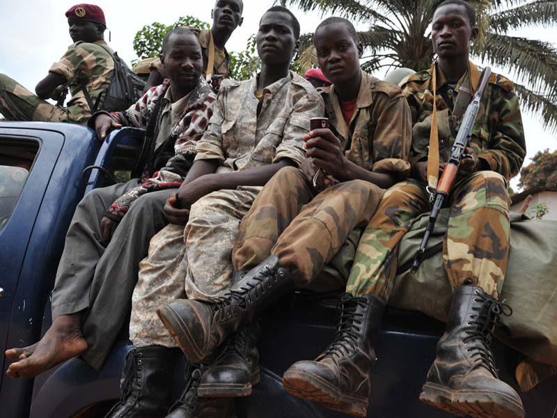 Центрально африканская республика (17)