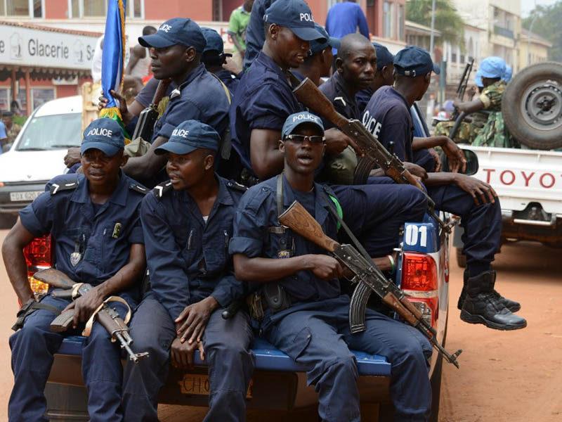 Центрально африканская республика (23)