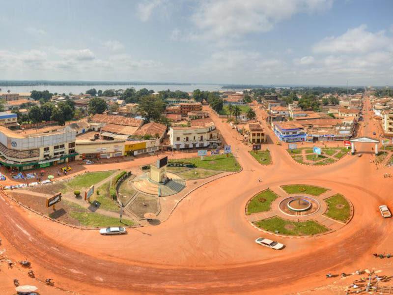 Центрально африканская республика (24)
