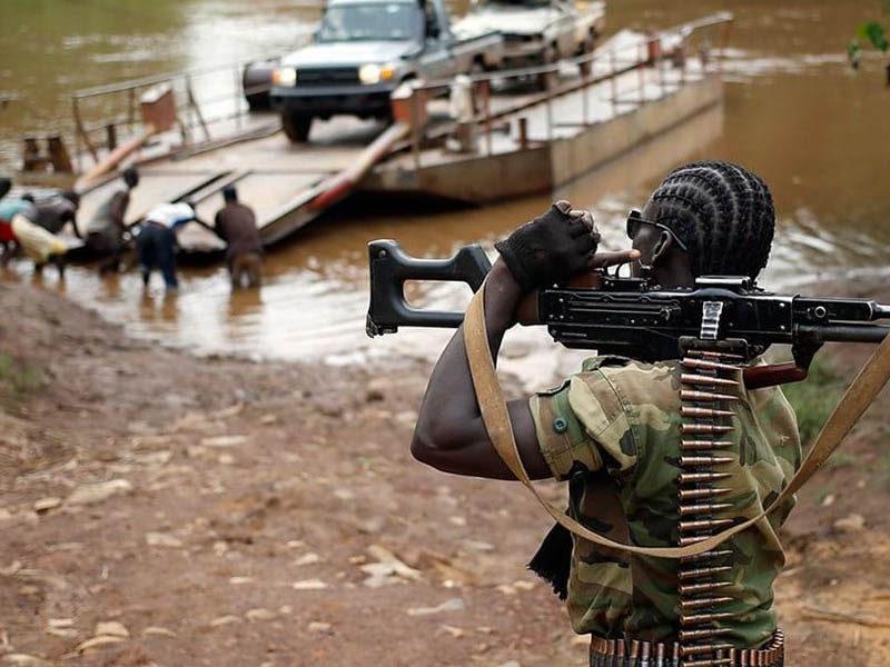 Центрально африканская республика (25)