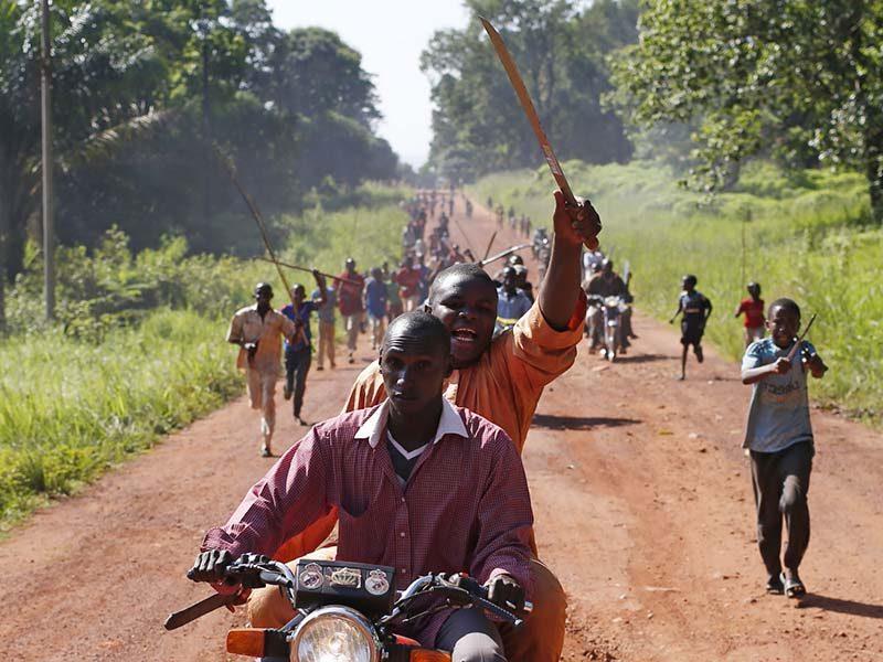 Центрально африканская республика (27)