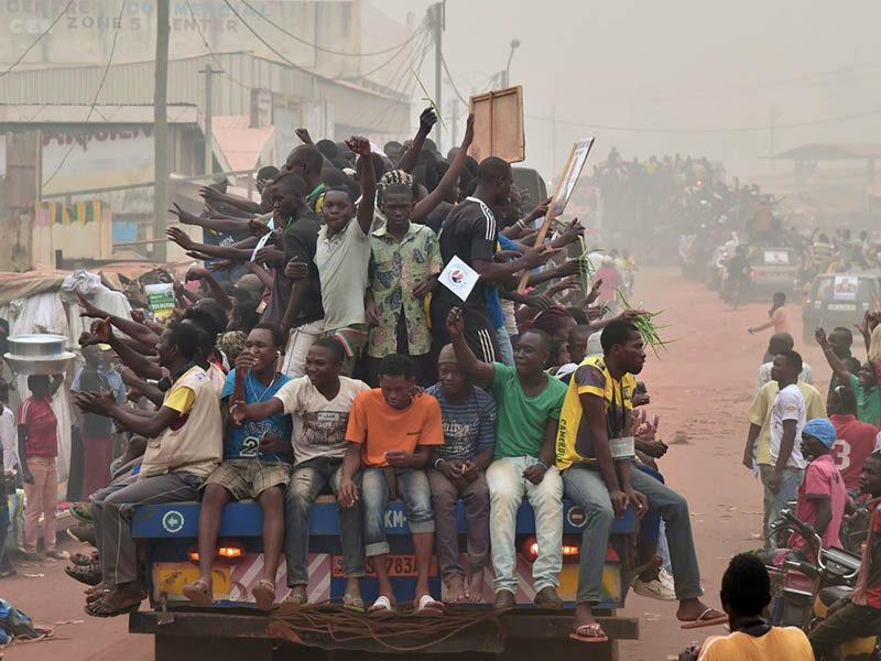 Центрально африканская республика (30)
