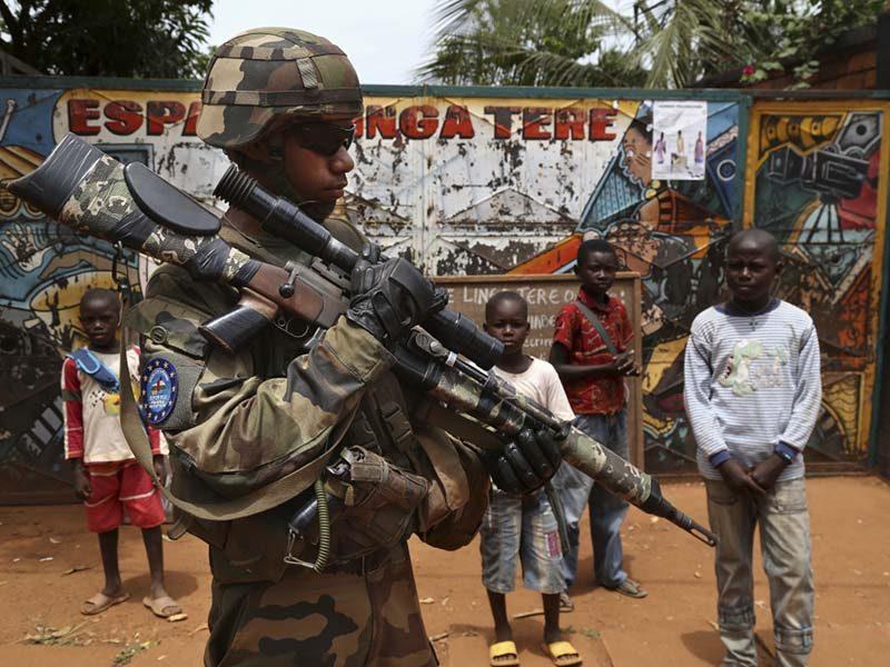 Центрально африканская республика (31)