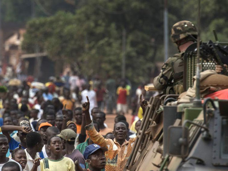 Центрально африканская республика (8)