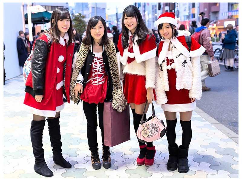 традиции Нового года в Японии