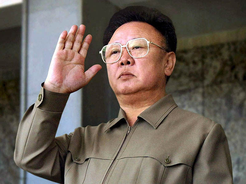 Kim Jong Il — North Korea
