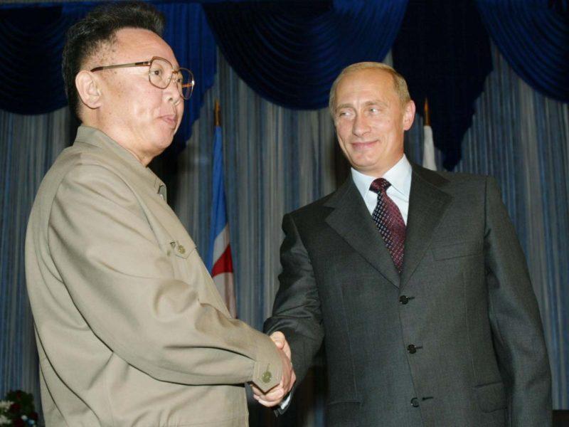 Ким Чен Ир (5)