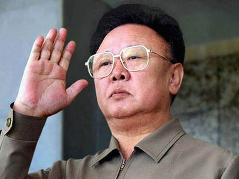 Ким Чен Ир (7)