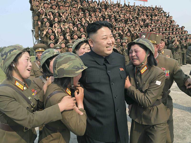 Ким Чен Ын (10)