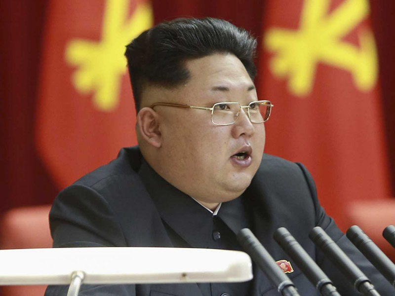 Ким Чен Ын (11)