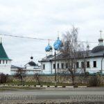 Введенский Владычный монастырь, Серпухов