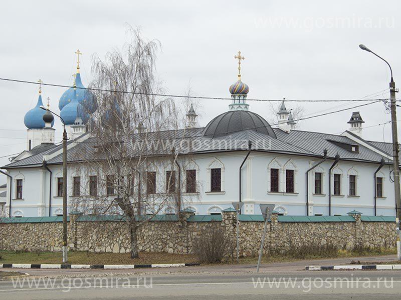Введенский Владычный монастырь Серпухов