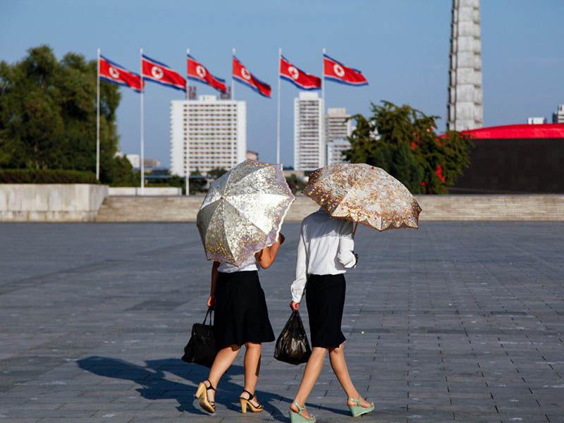 Жизнь в Северной Корее (1)