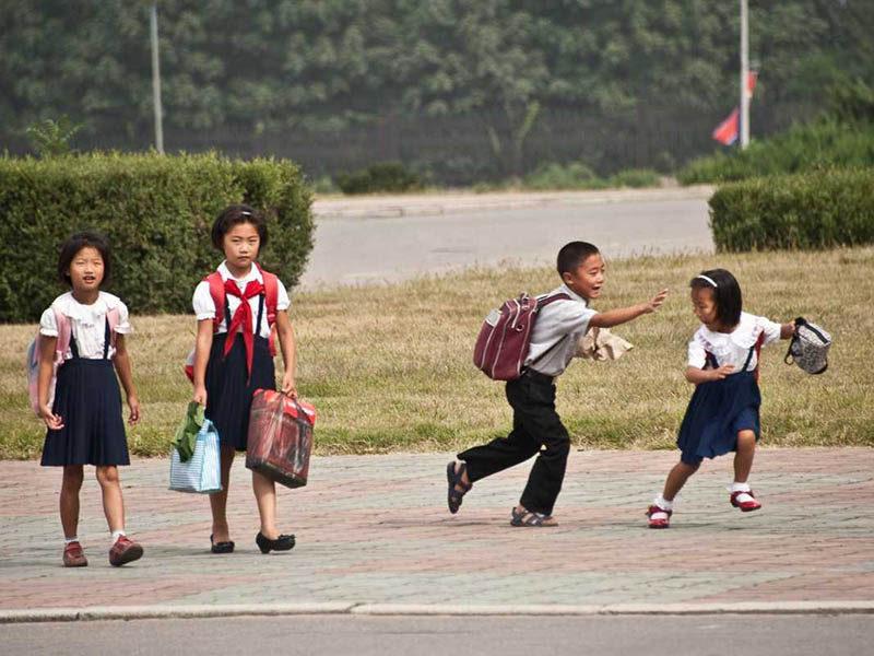 Жизнь в Северной Корее (14)