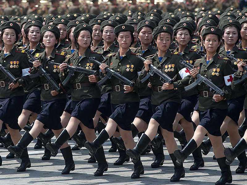 Реальная жизнь в Северной Корее