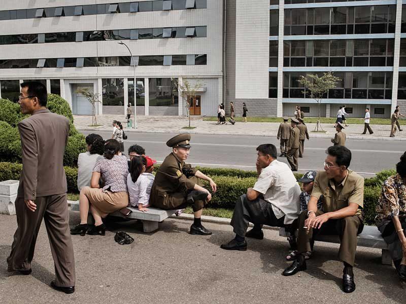 Жизнь в Северной Корее (29)
