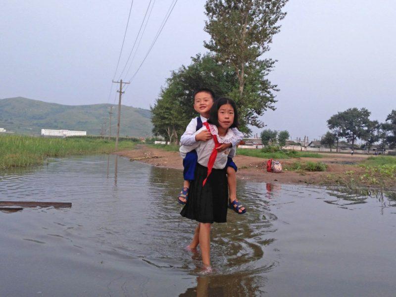 Жизнь в Северной Корее (4)