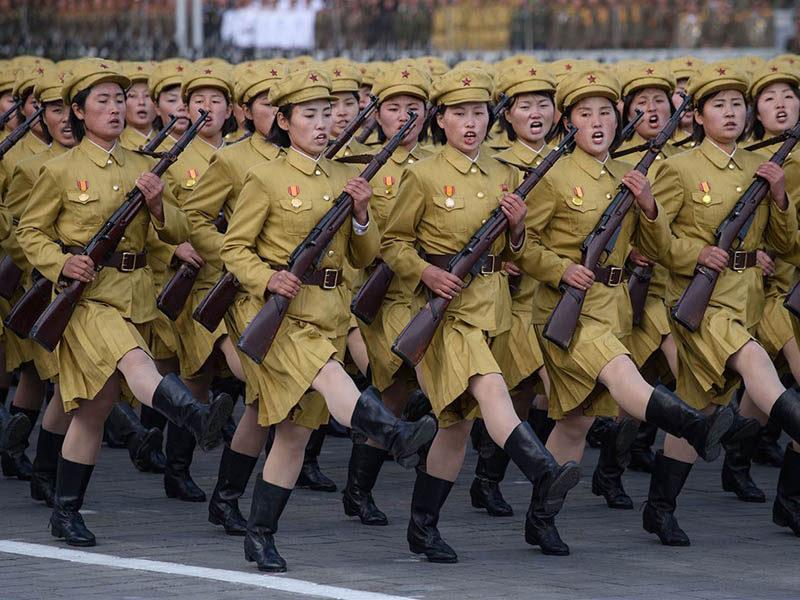 Жизнь в Северной Корее (5)