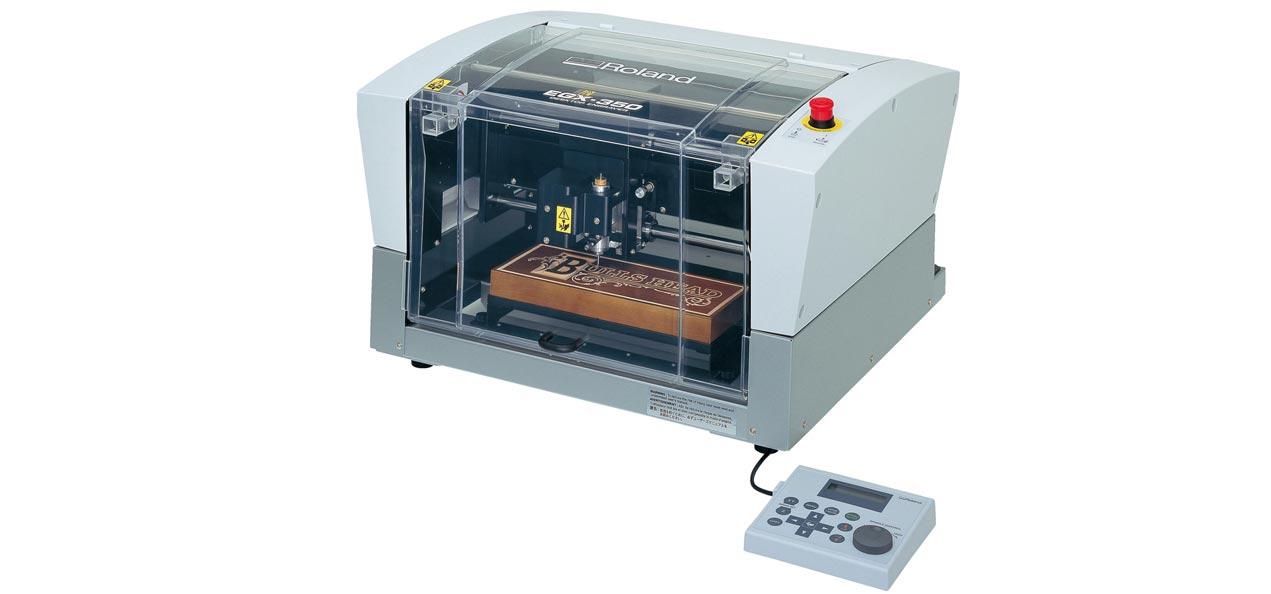 ротационный гравер EGX-350