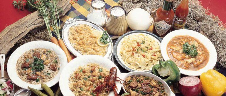 Креольская кухня